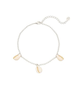 Shells Paradise Anklet