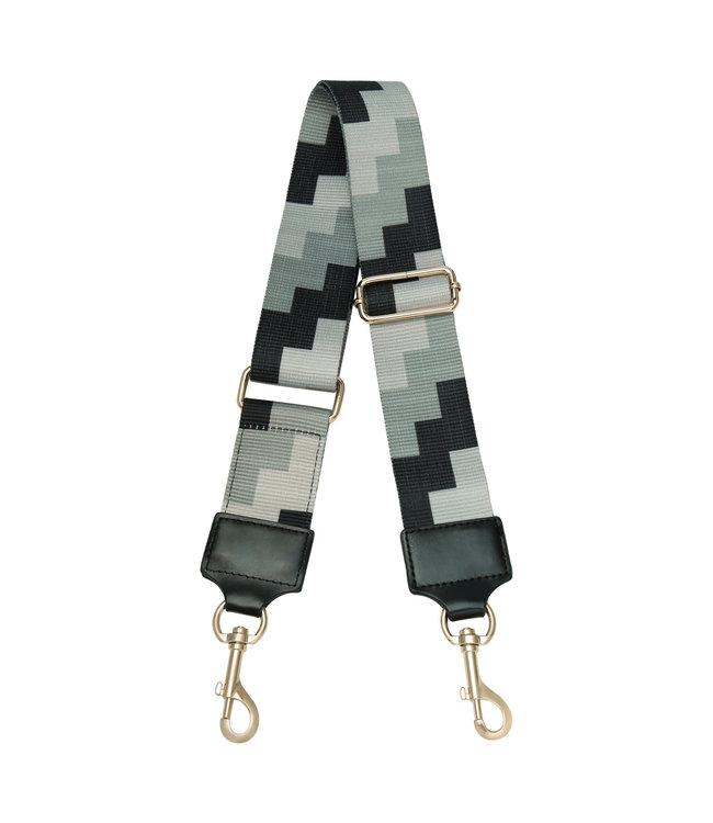 Blocks Bag Strap / Army Green