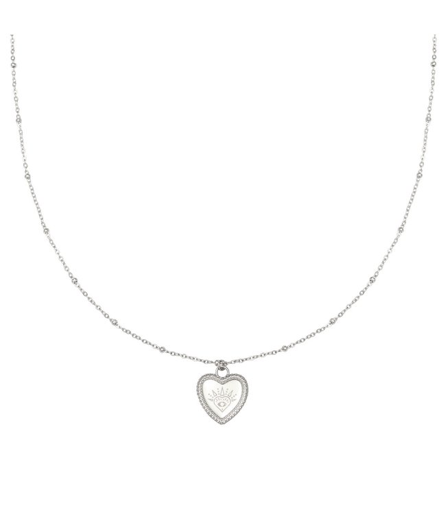 I See Love Necklace