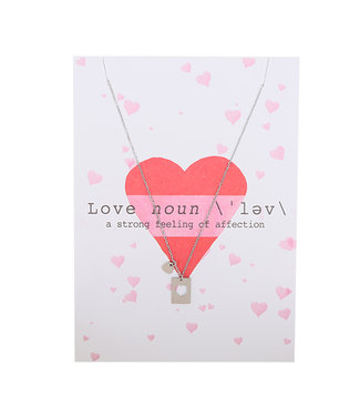 Love Necklace Giftcard