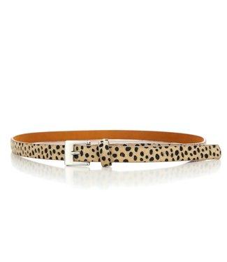 Isla Cheetah Belt / Khaki