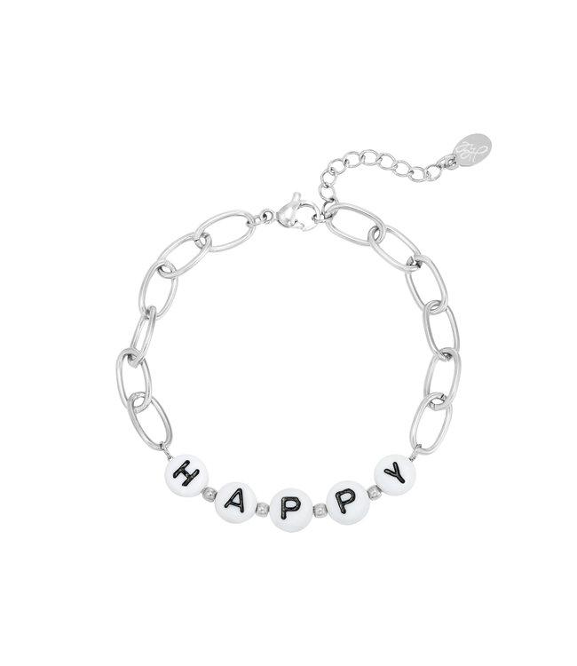 Beads Happy Bracelet