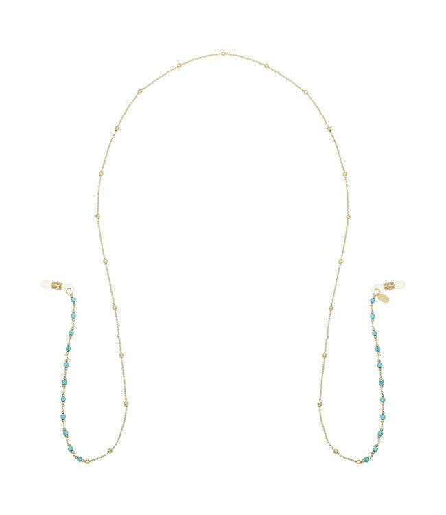 Beads Sunglasses Cord / Mint