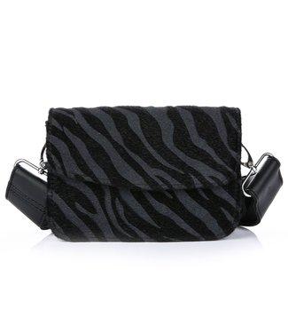 Zebra Bag / Black