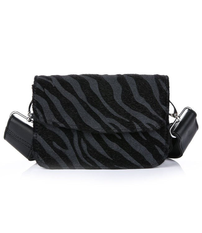 Zebra Bag / Black