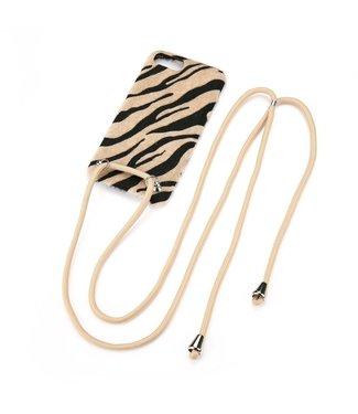 Zebra Phone Case Cord