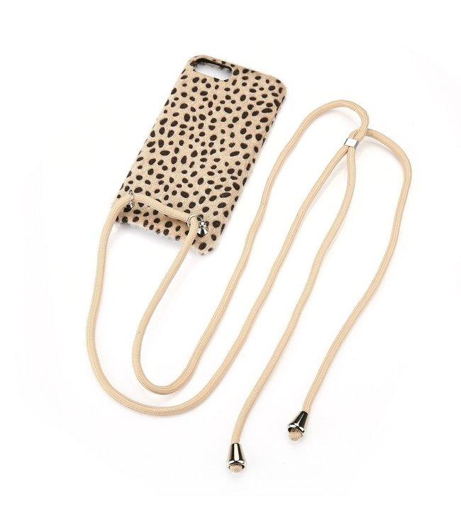 Kenzie Cheetah Phone Case Cord