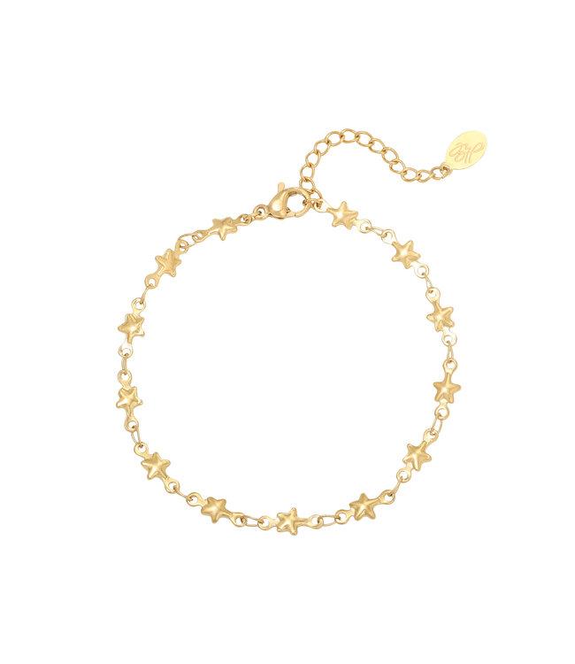 Linked Stars Bracelet
