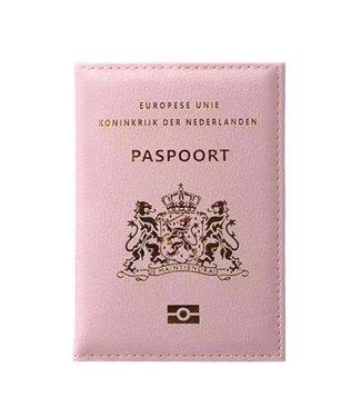 Passport Cover / Pink