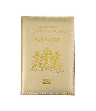 Passport Cover / Gold