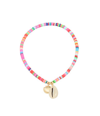 Beach Day Anklet / Colorful