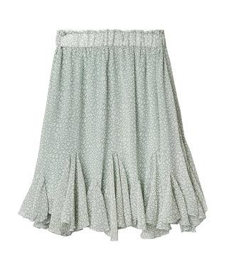 Soft Cloud Skirt