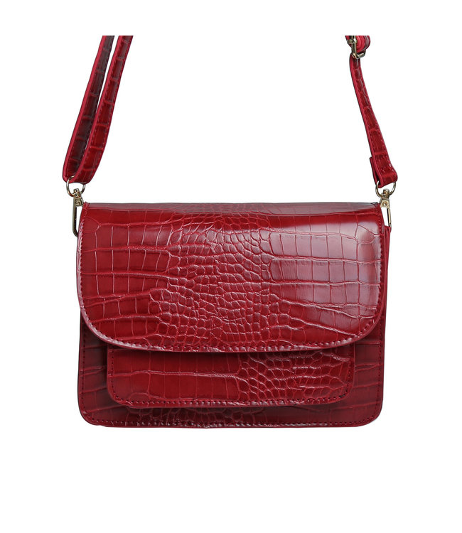 Vogue Bag / Wine Red