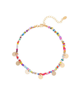 Happy Times Anklet