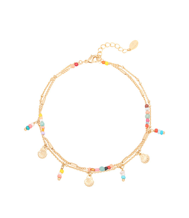 Funky Beach Anklet