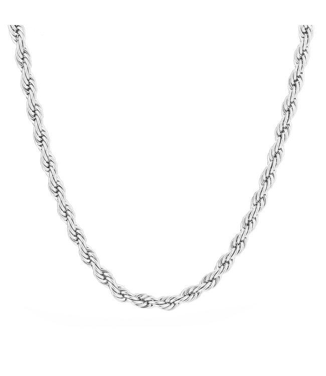 Silver Twistle it Necklace