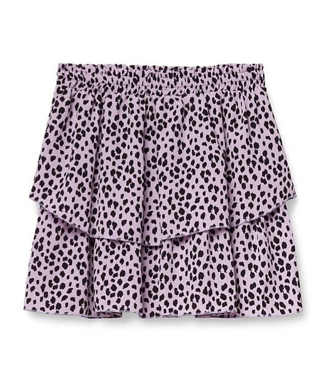 Jade Cheetah Skirt