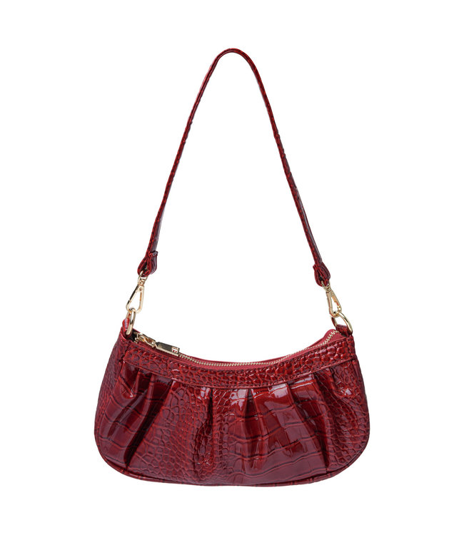 Madame Bag / Wine Red