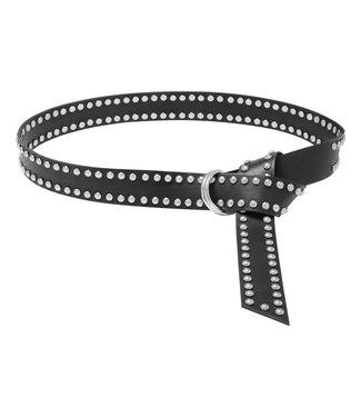 Twisted Belt / Silver