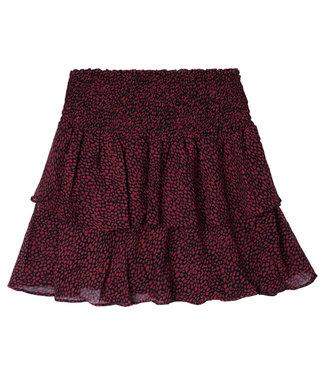 Smocked Layers Skirt
