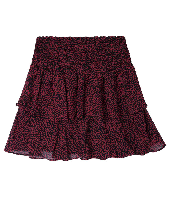 Smocked Layers Skirt