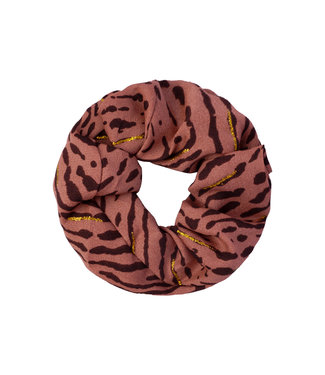 Animal Fever Scrunchie