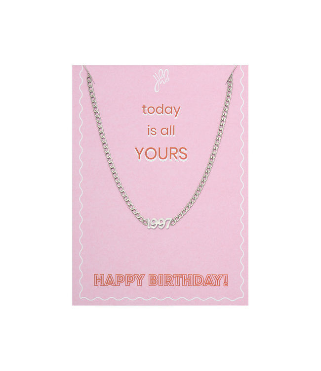 Today is Yours Necklace Giftcard