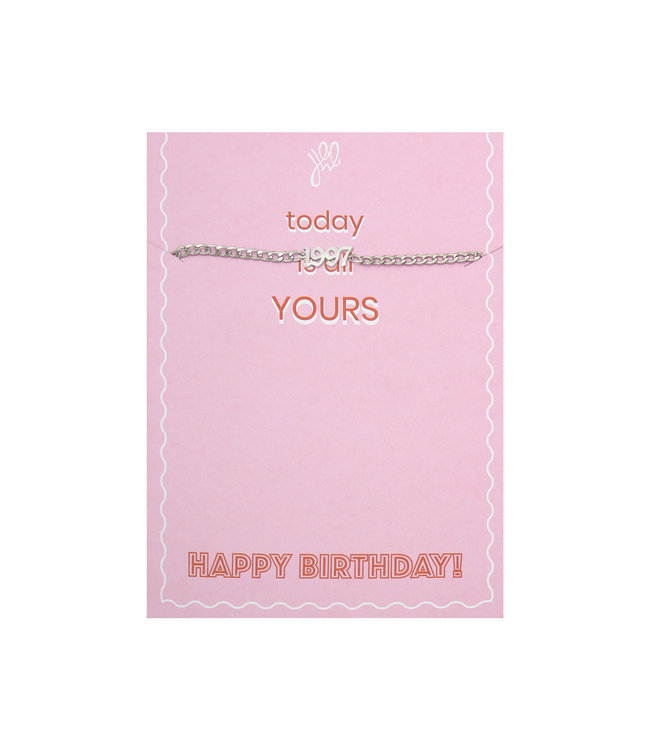 Today is Yours Bracelet Giftcard