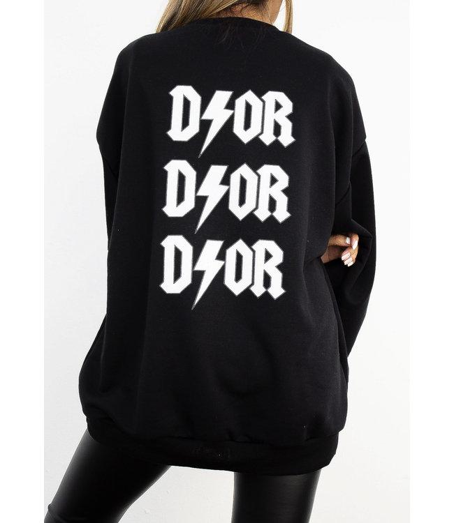 Dor Sweater / Black