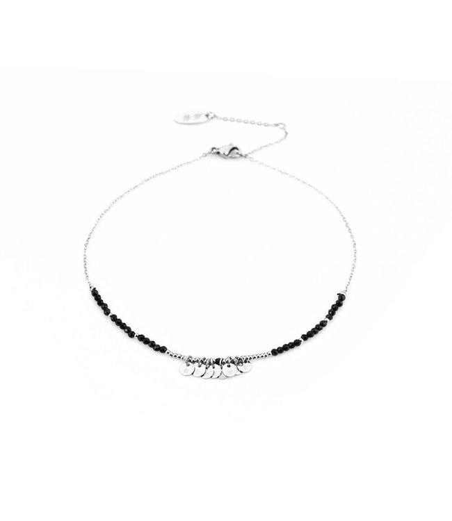 Coin Beads Bracelet