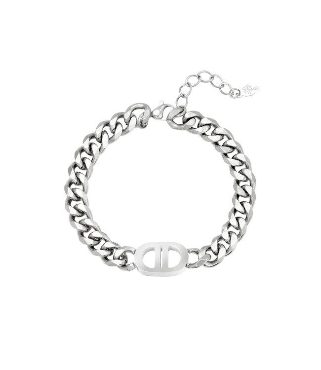 Silver The Good Life Bracelet