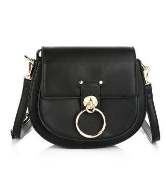 Bella Buckle Bag / Black