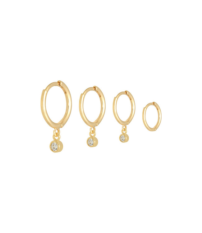 Charmed Set Earrings
