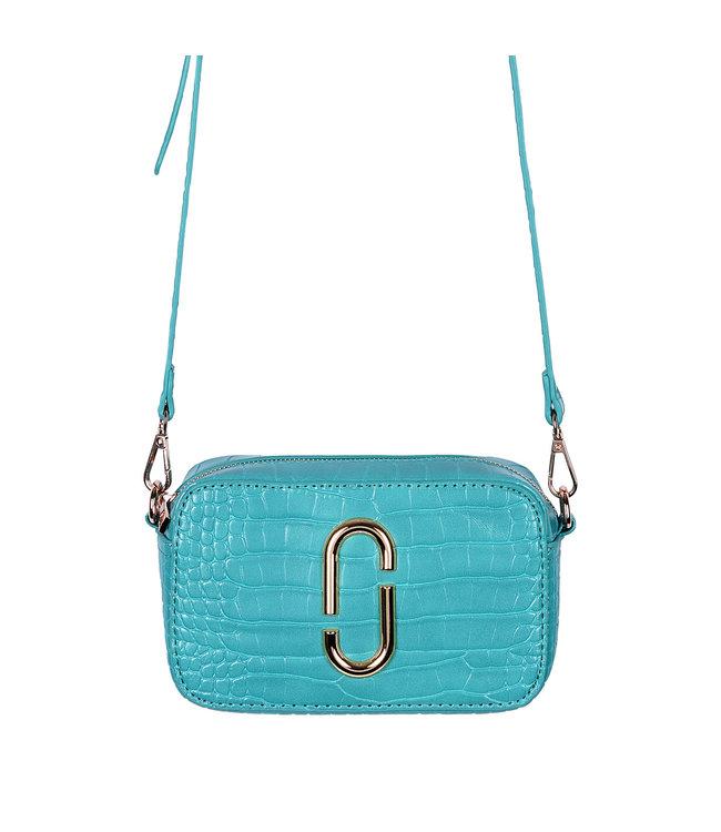 Snapshot Bag / Turquoise