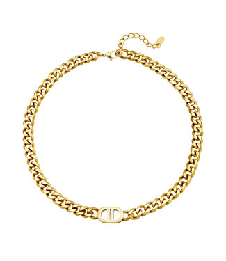 Gold The Good Life Necklace