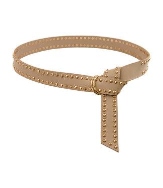 Twisted Belt / Beige