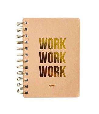 Blush Work Planner