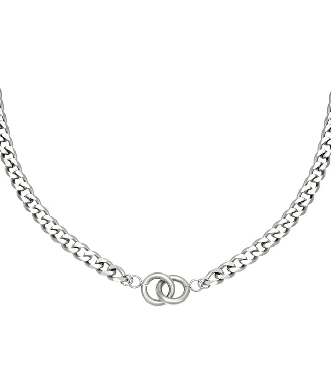Intertwined Necklace