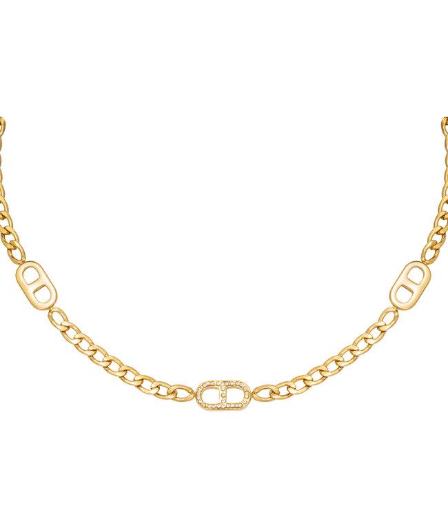 Gold Filou Necklace