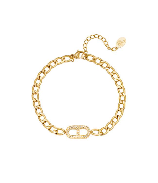 Gold Filou Bracelet