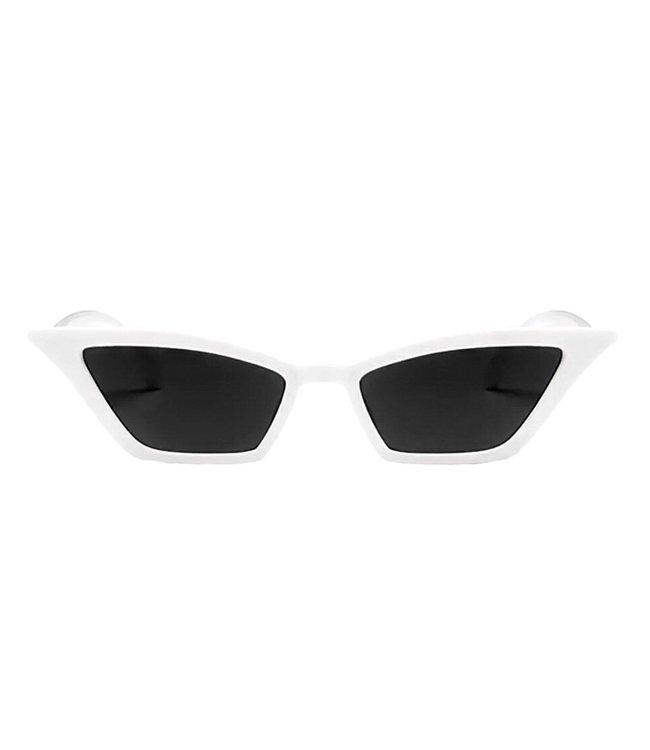 Kaya Sunglasses / White