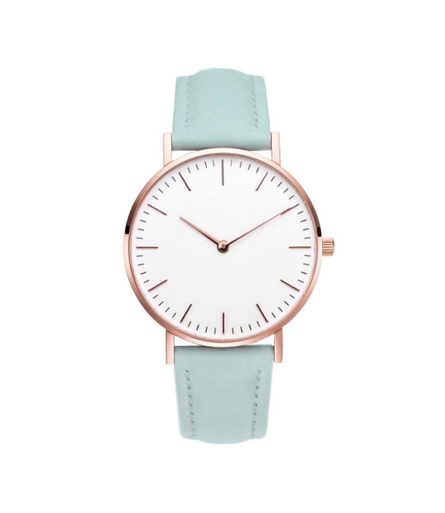 Mint Watch / Rose Gold