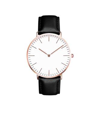 Black Watch / Rose Gold