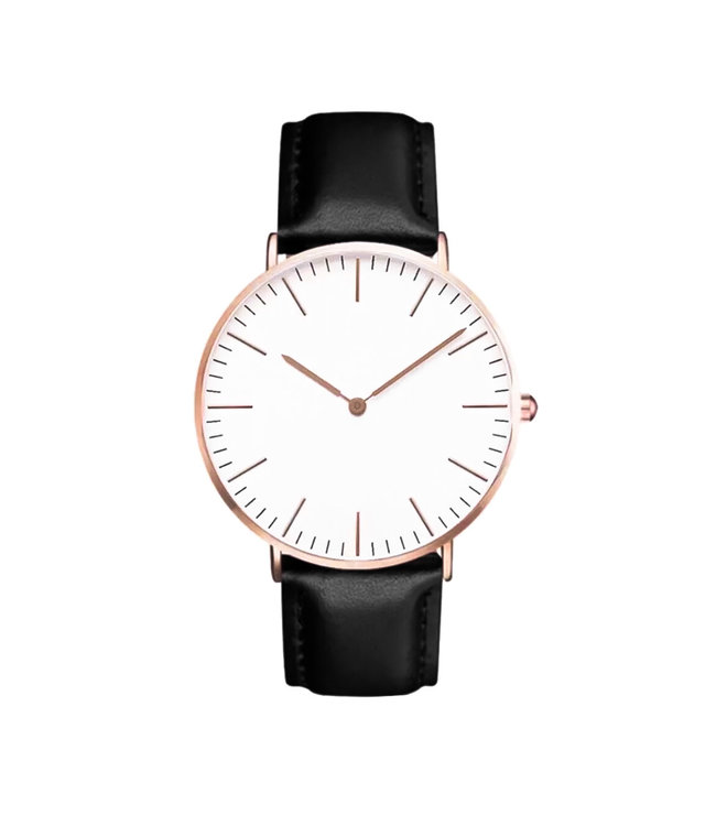 Black Watch / Rose Gold