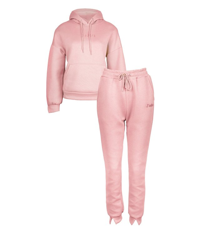 J'adore Tracksuit / Pink