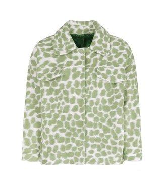 Bambi Animal Print Jacket