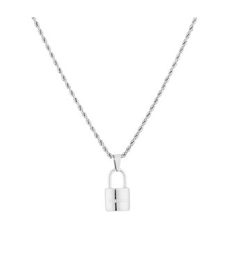 Amour Lock Necklace