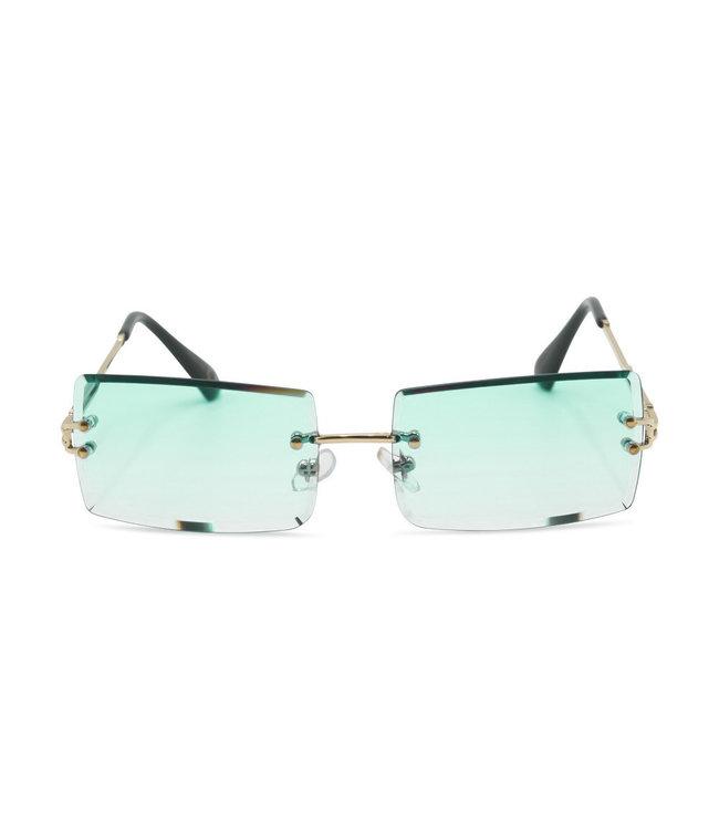 Cardi Sunglasses / Green