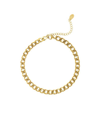 Bold Chain Anklet
