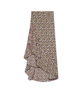 Whitsun Flower Maxi Skirt